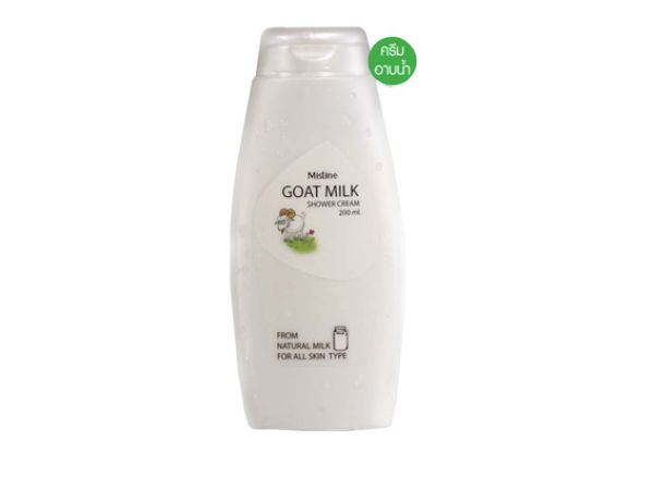 Mistine Goat Milk Shower Cream 200 мл
