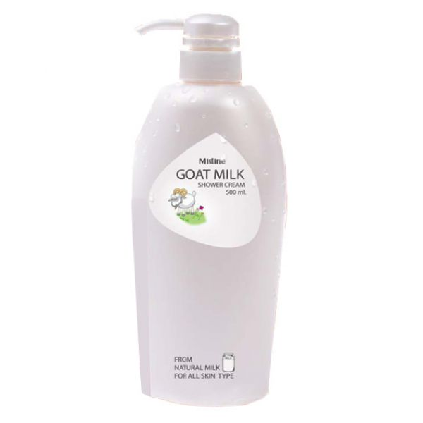 Mistine Goat Milk Shower Cream 400 мл