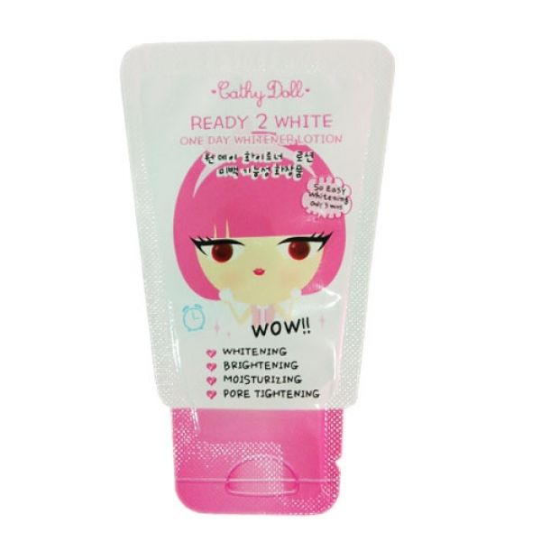 Cathy Doll Ready 2 White One Day Whitener Lotion 6г