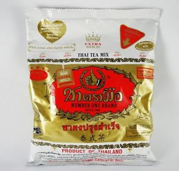 Number One Brand Extra Gold Thai Iced Tea Mix 400г