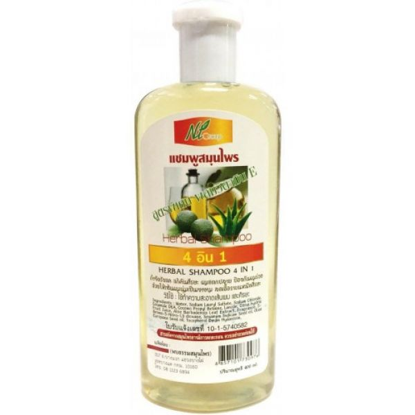 Herbal Shampoo 4-in-1 400мл