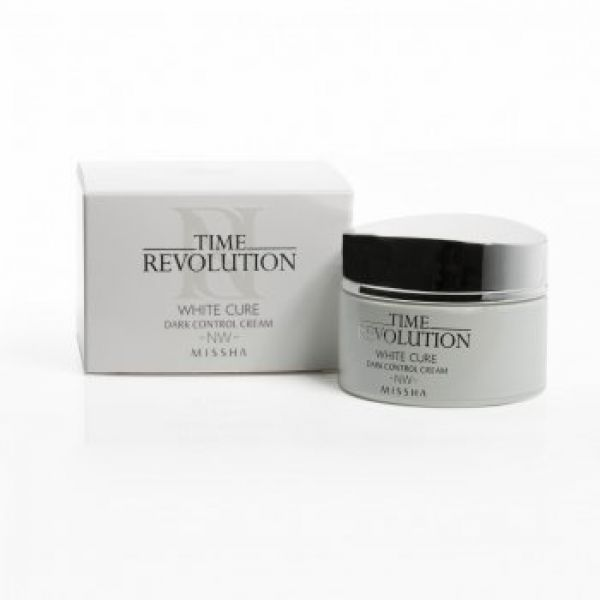 Missha Time Revolution White Cure Blanc Control Cream 50мл
