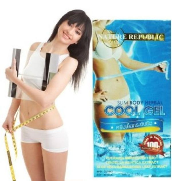 Slim Body Herbal Cool Gel150г