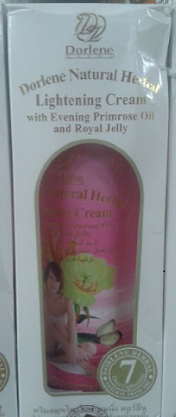 Dorlene Herbal Cream with Evenig Primrose Oil and Royal Jelly 410г