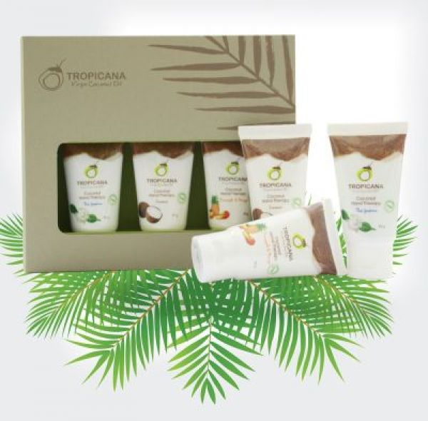 Tropicana Coconut Hand Cream 50г