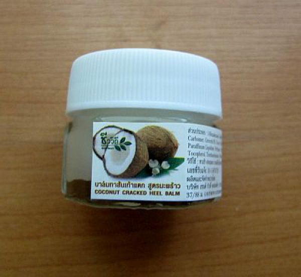 Bio Way Coconut Cracked Heels Balm 25г
