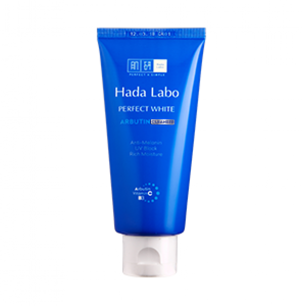 Hada Labo Perfect White Arbutin Cleanser 25г
