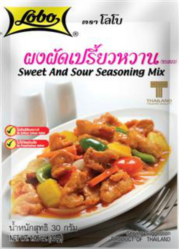 Lobo Sweet and Sour Seasoning Mix 30г