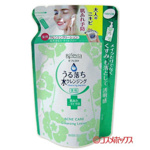 Bifesta Cleansing Lotion Acne Care Refill 270мл