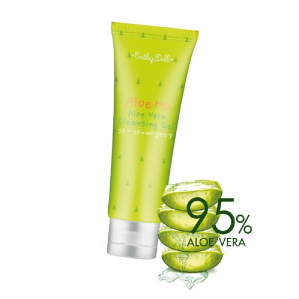 Cathy Doll  Aloe HaAloe Vera Cleansing Gel 100мл