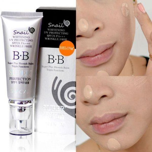 Shacai BB Super Plus Blemish Balm SPF 28 PA +++ 60мл
