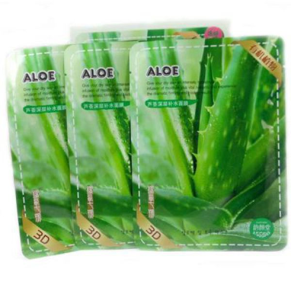 East-Skin 3D Aloe Vera Facial Mask