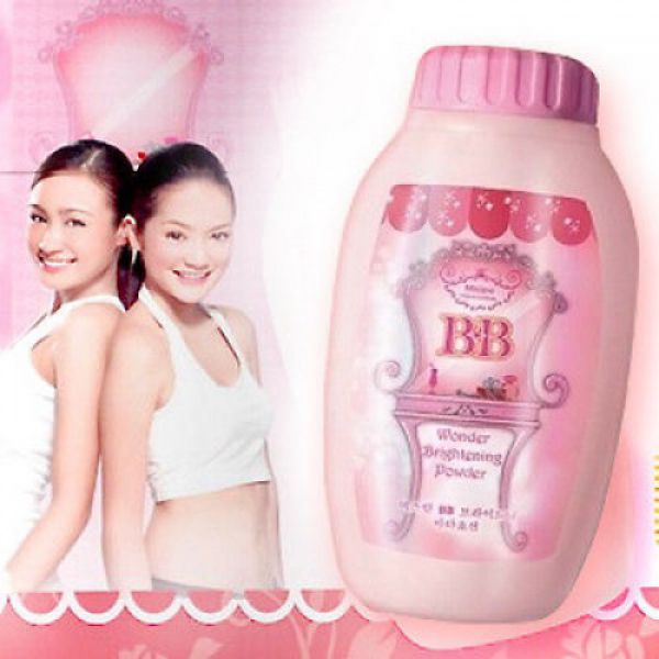 Mistine BB Wonder Brightening Powder 50г