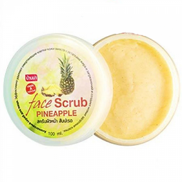 Face Scrab Pineapple 100г