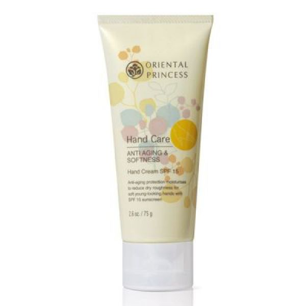 Oriental princess Hand Cream Anti Aging & Softness SPF 15 75г