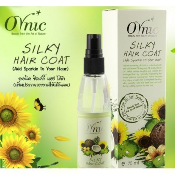 Ovnic Silky Hair Coat with Coconut 75 мл