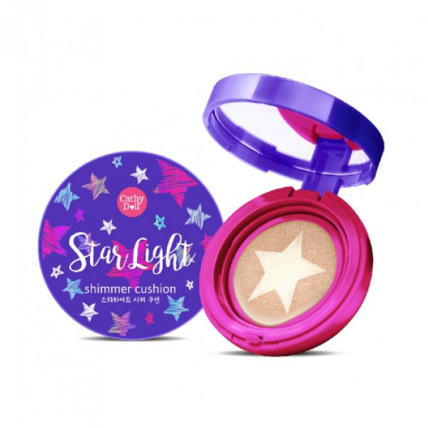 Cathy Doll Starlight Shimmer Cushion 12г