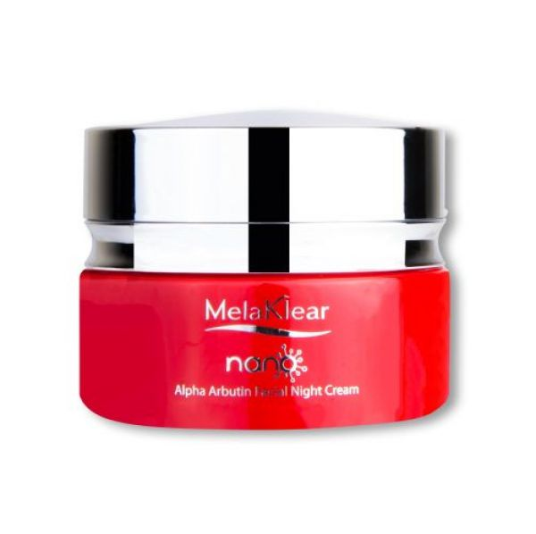 Mistine Melaclear Nano Arbutin Night Cream  30г