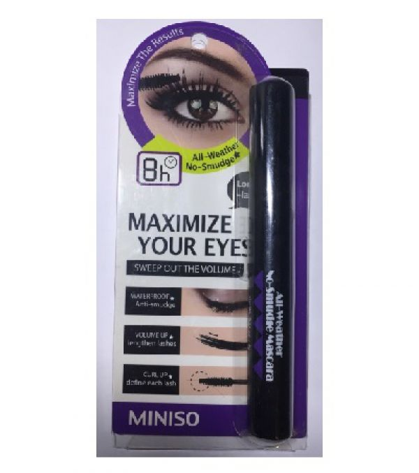 Miniso All Weather No Smudge Mascara