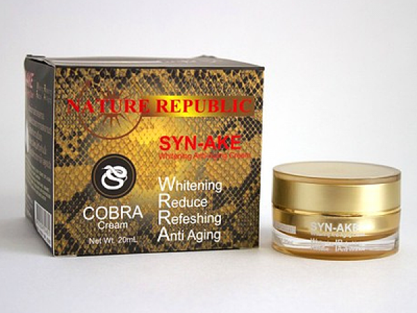Nature Republic Cobra Cream
