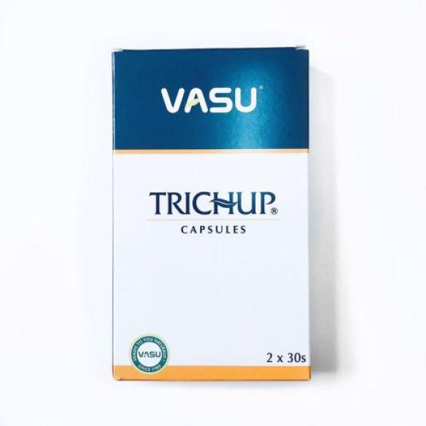 Trichup capsule hair nourisher 60кап