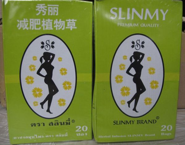 Slinmy Herbal Infusion Tea 50 пак
