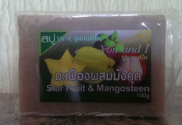 You & I Soap Mangosteen Star Fruit 100г