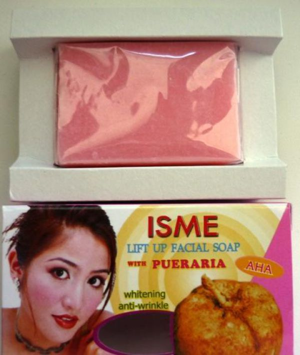 ISME Lift up facial soap with Pueraria 50г
