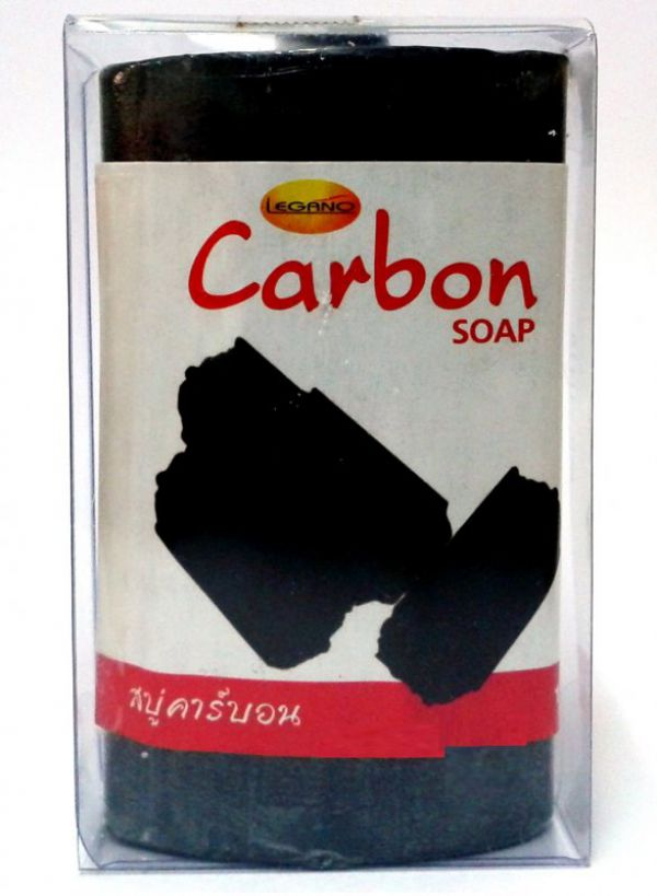 Carbon Soap Bamboo Charcoal 100г