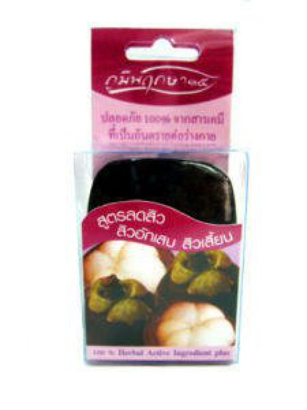 Prim Perfect Mangosteen extract glycerine soap 40 г