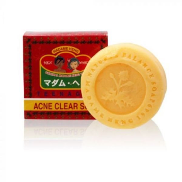 Madame Heng Acne Clear Soap Original 150г