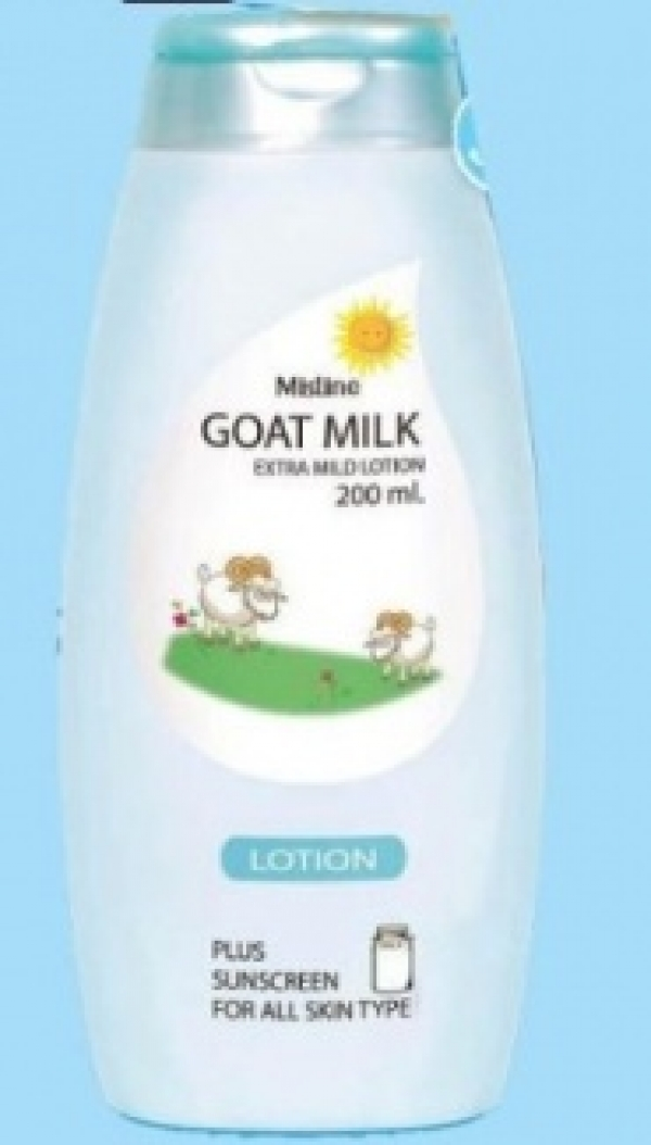 Mistine Goat Milk Lotion  200мл