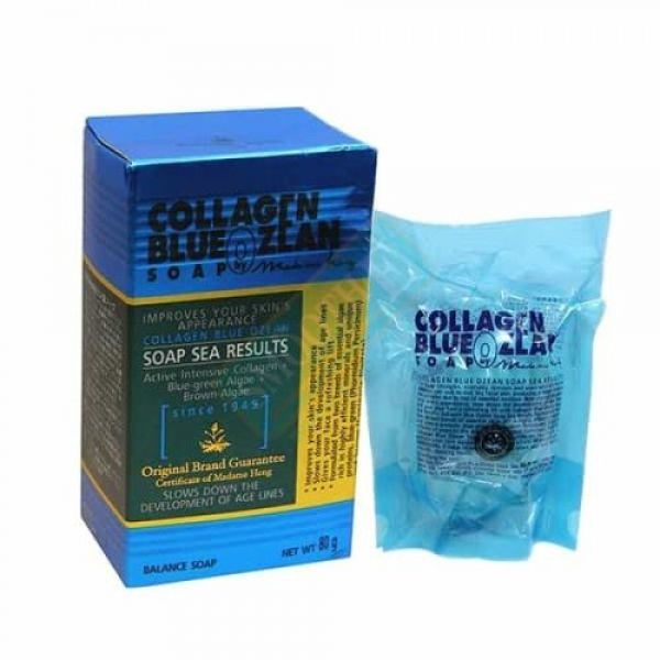 MADAME HENG Collagen Blue Ozean Soap