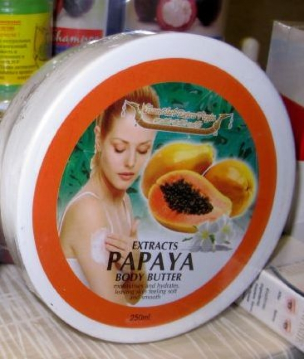Extracts Papaya Body Butter     100мл