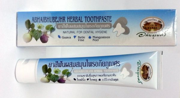 Abhai Herbal Toothpaste 70г