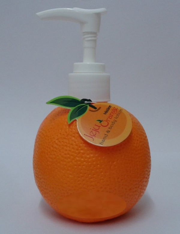 Mistin Jeju Orange Lotion 200мл