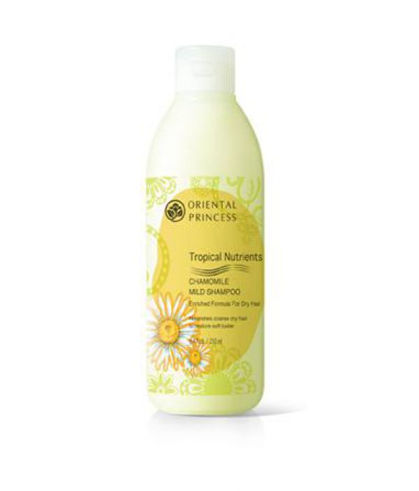 Oriental Princess Tropical Nutrients Chamomile Mild Shampoo 250 мл
