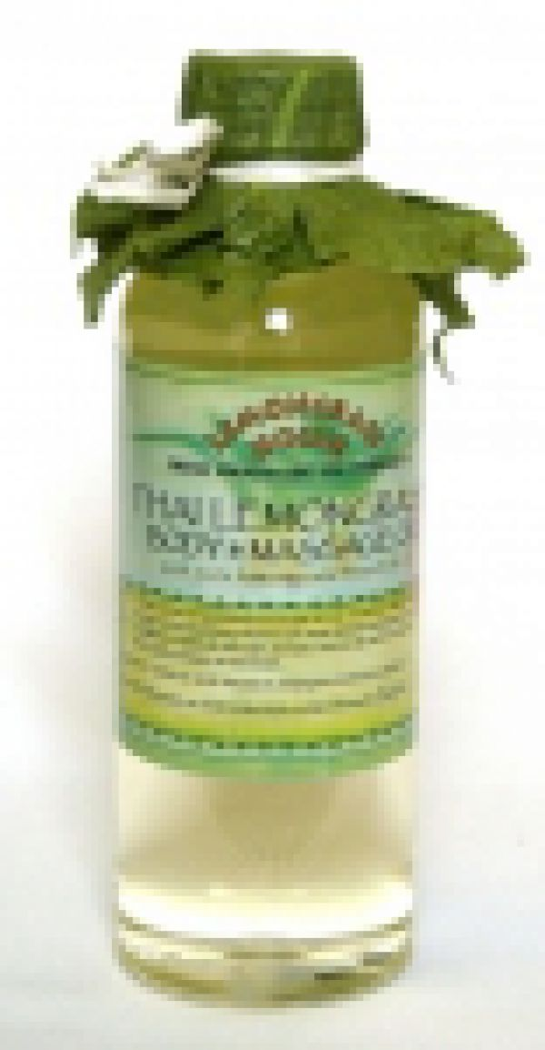 Lemongrass House Lemongrass body massage oil 250мл