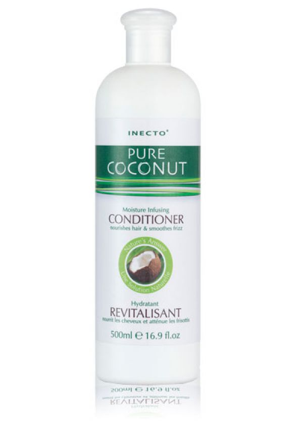 Inecto Pure coconut Conditioner 500мл