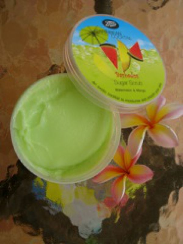 Boots Caribbean Cocktail Sugar Scrub  200мл