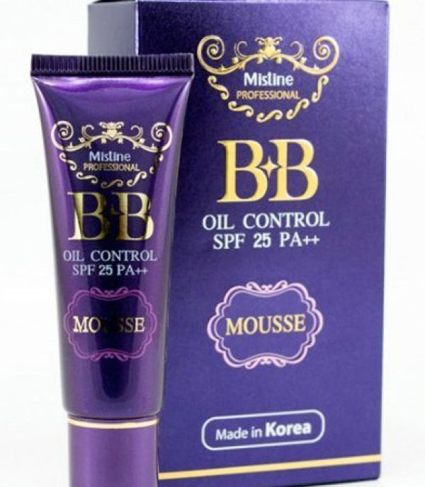Mistine BB Oil Control Mousse SPF 25PA++