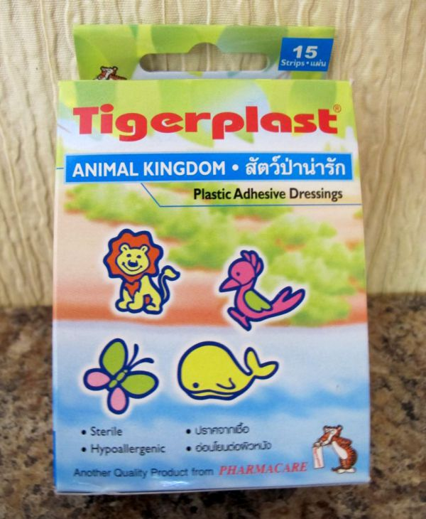 Tigerplast Animal Kingdom  15шт