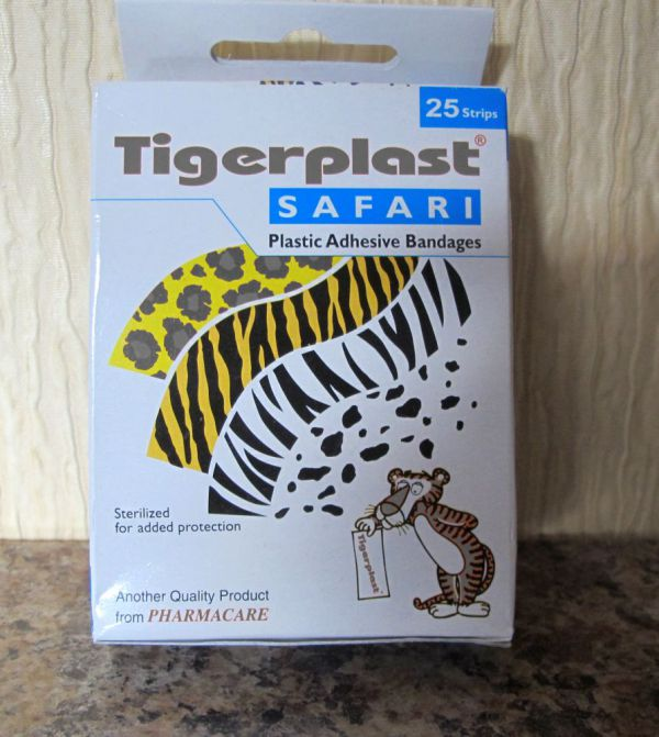 Tigerplast Safari  25шт