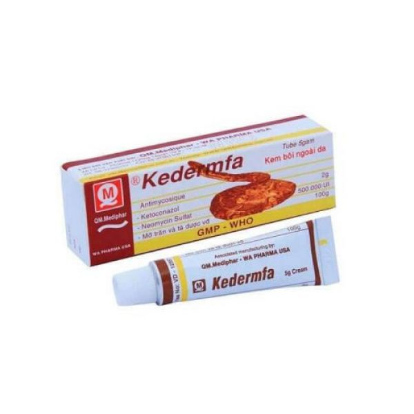 Kedermfa cream 5 гр
