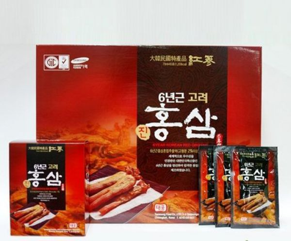 6 Year Korean Red Ginseng 70мл