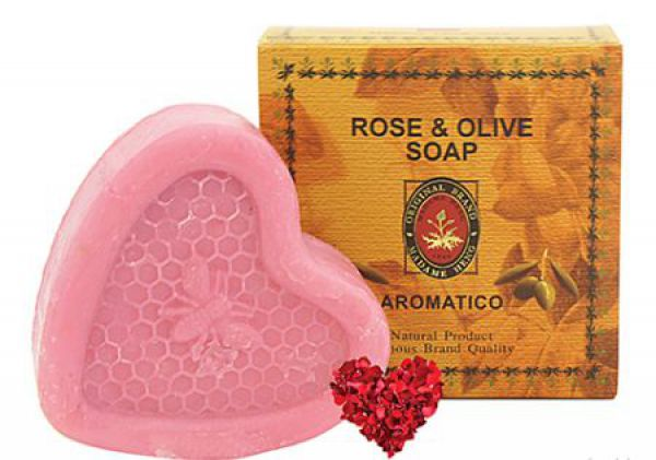 Madame Heng Rose & Olive Soap 100г