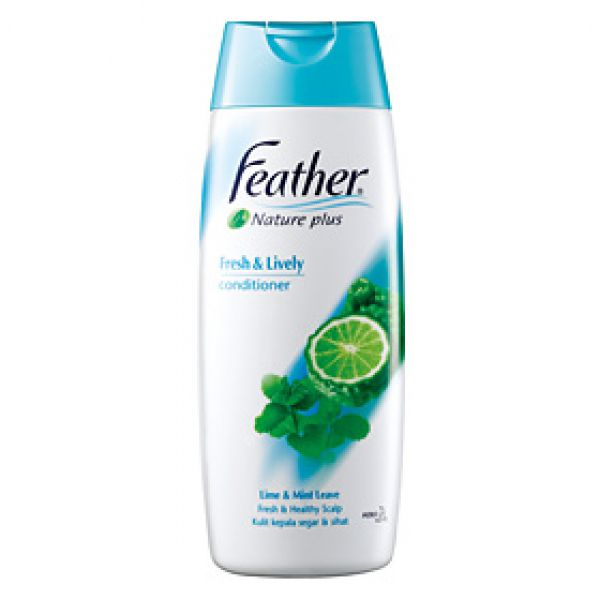 Feather Nature Plus Refresh Scalp Conditioner 380мл