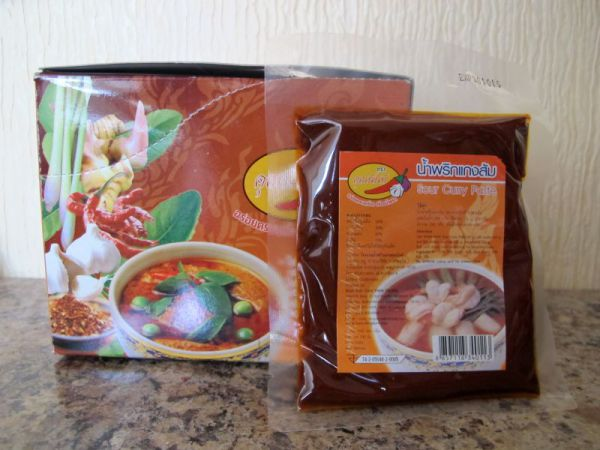 Khun Nan Sour Curry Paste 100g
