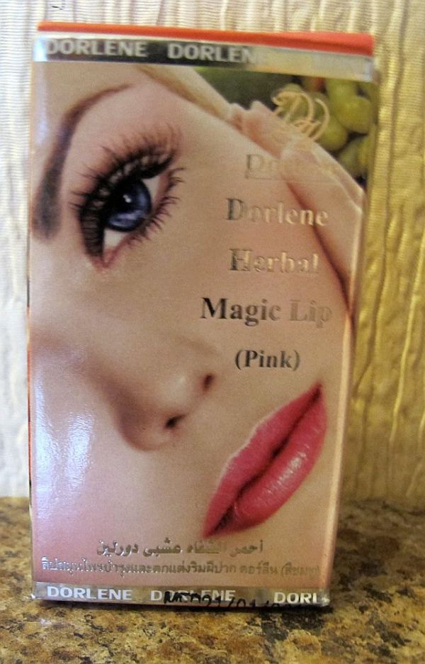 Dorlene Herbal Magic Lip Peach