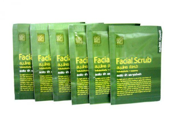 Patummas Herbs- Herbal Facial Scrub + Co Q10 + Collagen